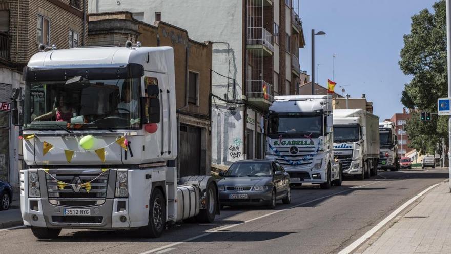 La limitación de horarios en Castilla y León no afecta a la hostelería para profesionales del transporte