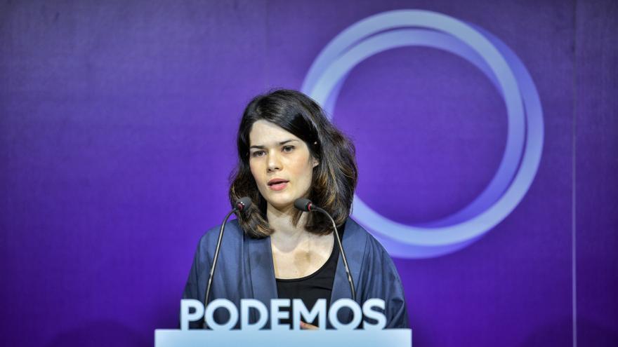 """Isa Serra: """"Cerrar filas con Juan Carlos I es cerrar filas con la corrupción de la monarquía"""""""