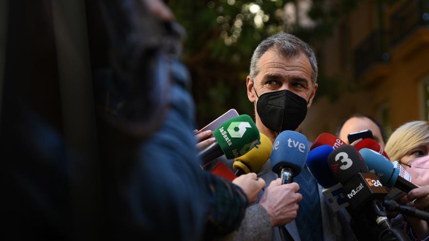 El PSOE impugna la candidatura de Ayuso por considerar irregular la inclusión de Toni Cantó