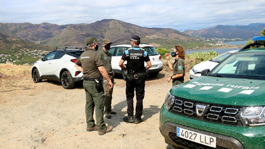 Protecció Civil desactiva el pla Infocat però manté el pla Alfa 3 a l'Alt Empordà
