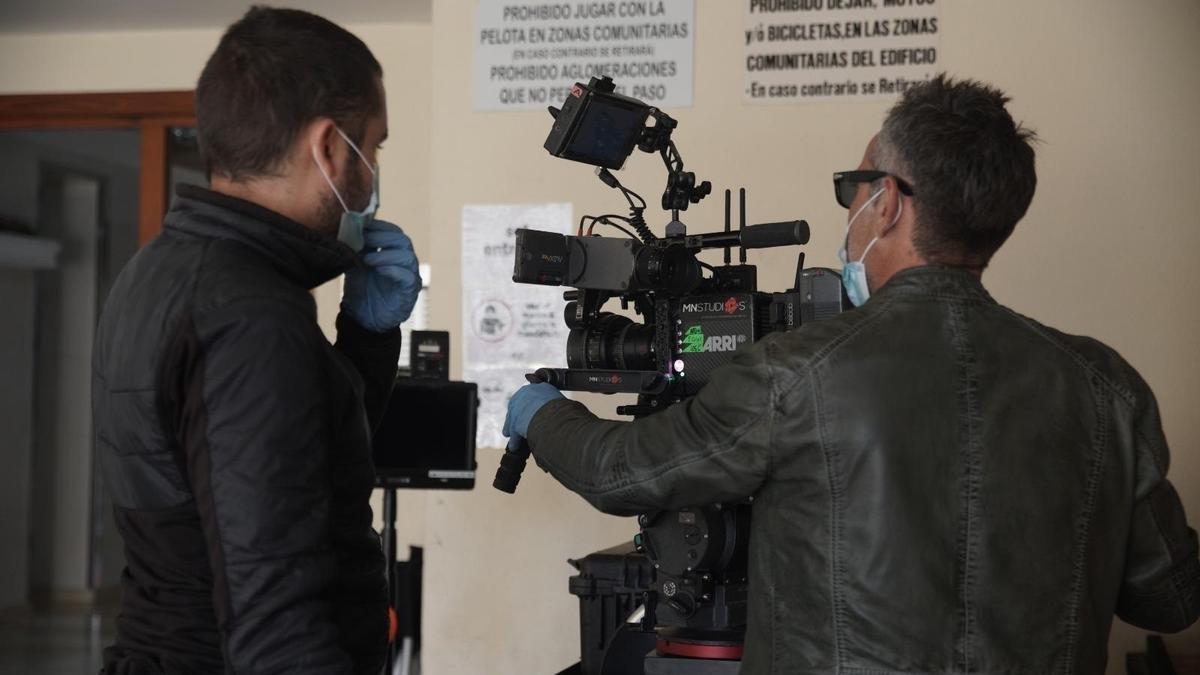 BALEARES.-La Mallorca Film Commission hace balance del 2020