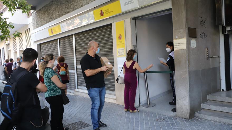El campo tira al alza del empleo y Córdoba cierra agosto con una caída histórica del paro