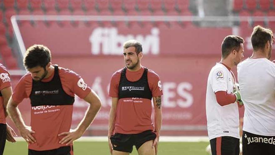 Carlos Castro, fichaje estrella del Mallorca, regresa a Gijón sin cumplir las expectativas