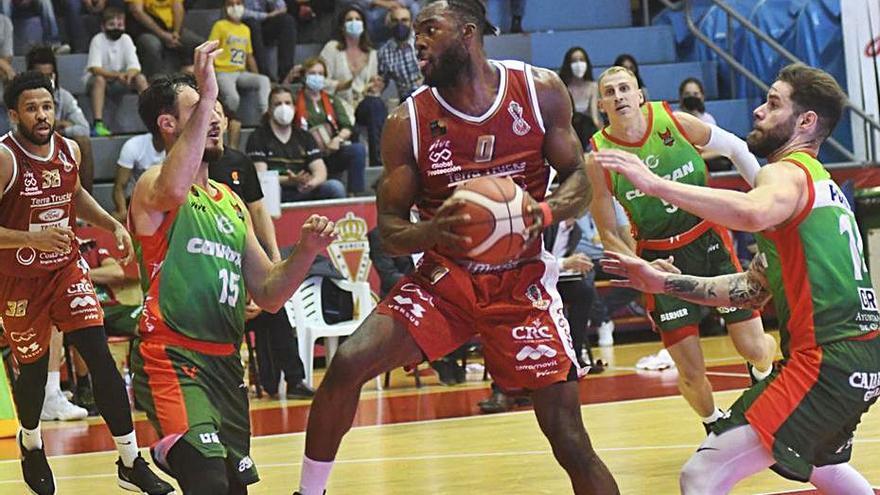 El Real Murcia Baloncesto renuncia a su plaza en LEB Oro tras un año en la liga