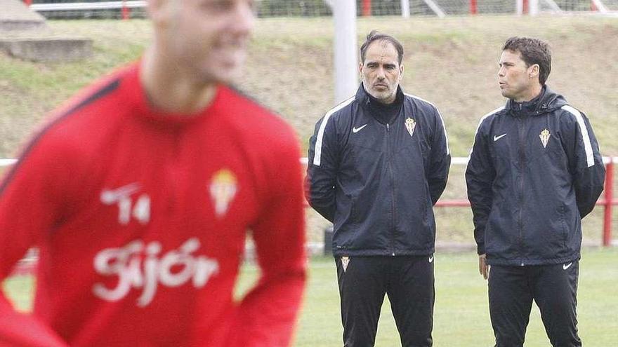 """Burgui se alía con Rubi: """"Me planteo seguir si continúa como entrenador"""""""