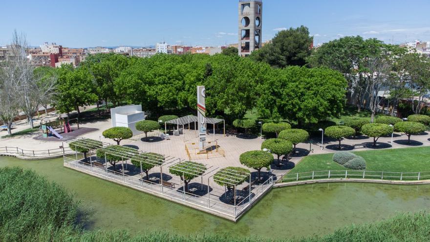 Catarroja adjudica el proyecto del Parc de les Barraques