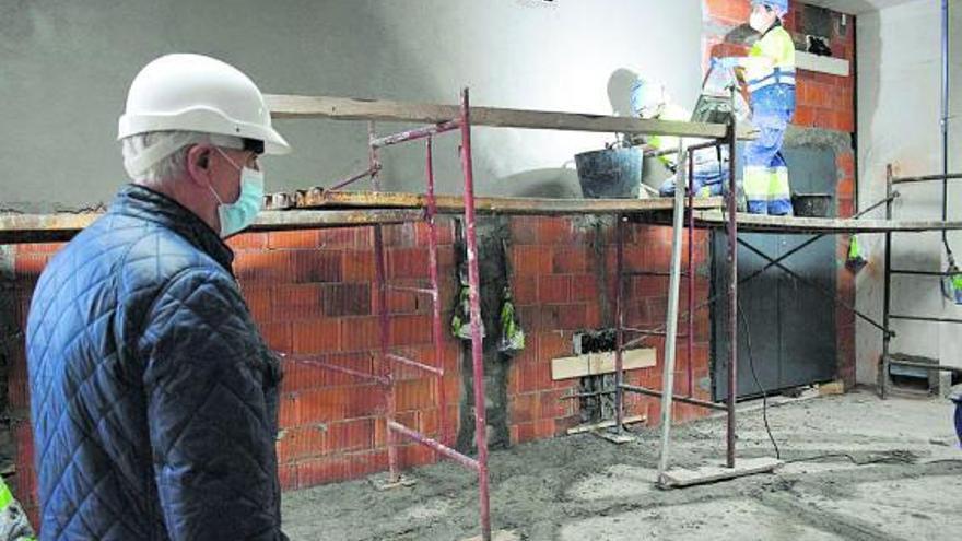 El proyecto de inserción laboral Ulla-Umia amplía su oferta formativa a 36 personas
