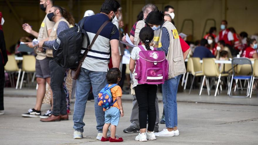 Canarias es la única comunidad que no acoge afganos