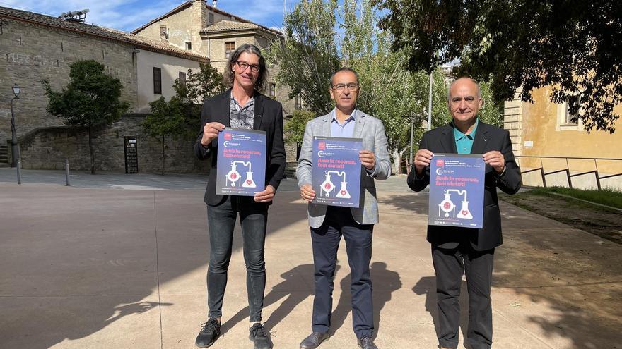 L'acte 'Amb la recerca, fem ciutat' divulgarà l'impacte dels projectes de les universitats de Manresa