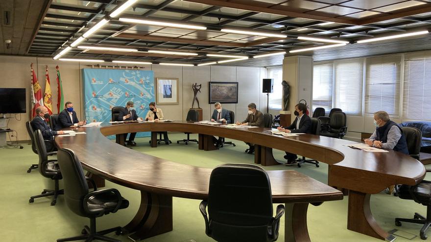 Junta y Diputación avanzan en la eliminación de escombreras en Zamora