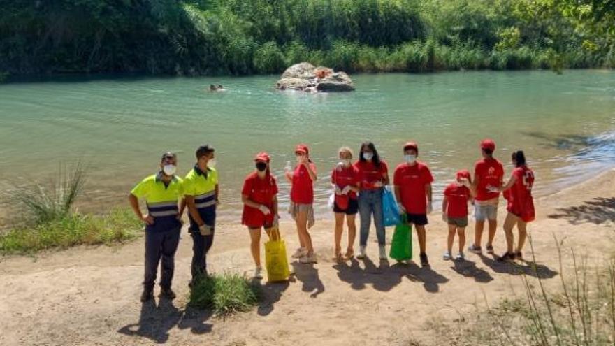 Cruz Roja Vila-real impulsa el respeto por el entorno