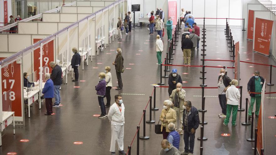 Los casos diarios de coronavirus en la provincia de Alicante bajan a 14 tras el repunte del domingo