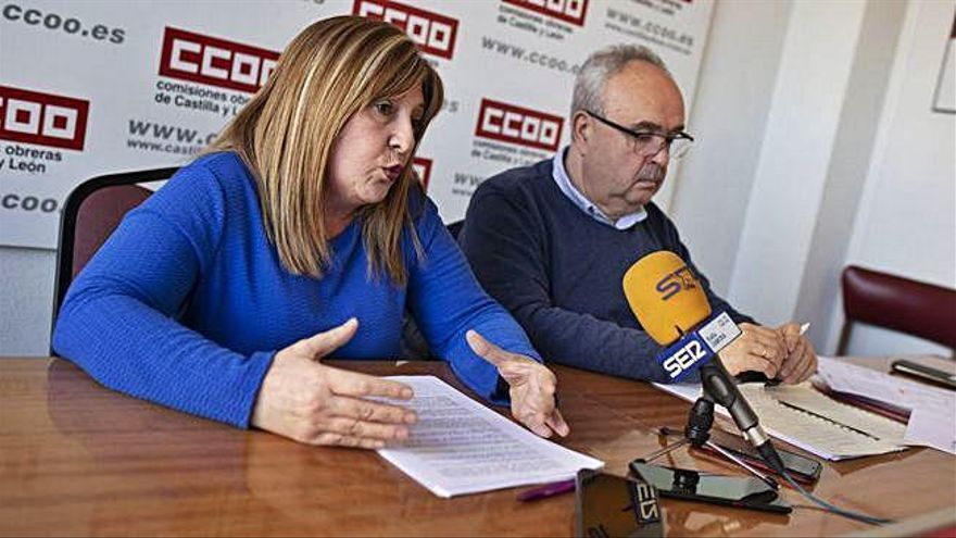 Los sindicatos salen a la calle en Zamora para pedir un aumento del salario mínimo
