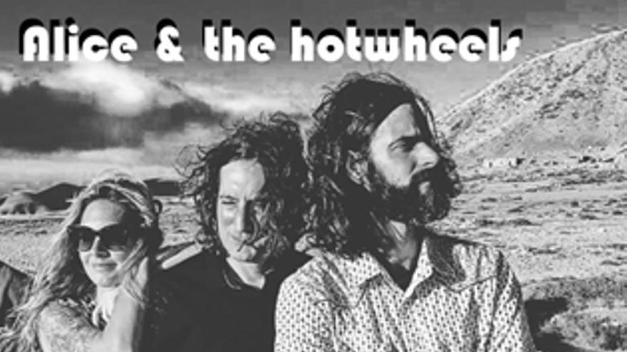 Alice & The Hotwheels