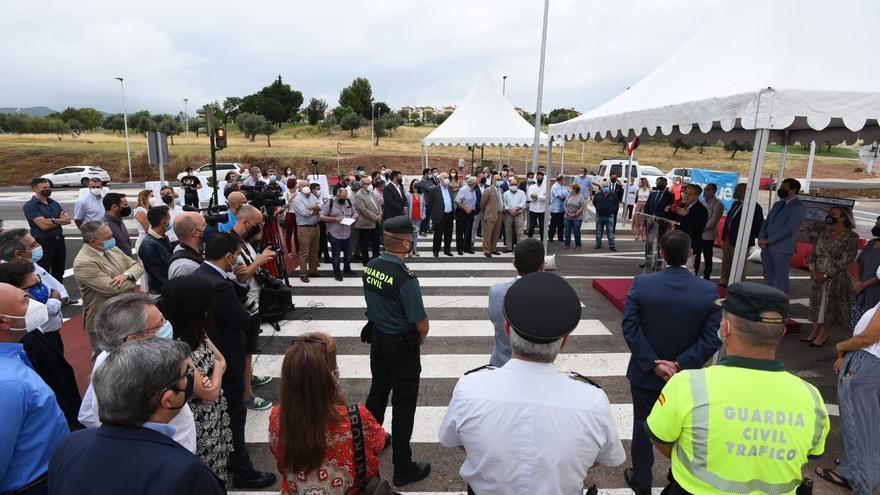Córdoba estrena el primer tramo de la ronda Norte con la vista puesta en su ampliación