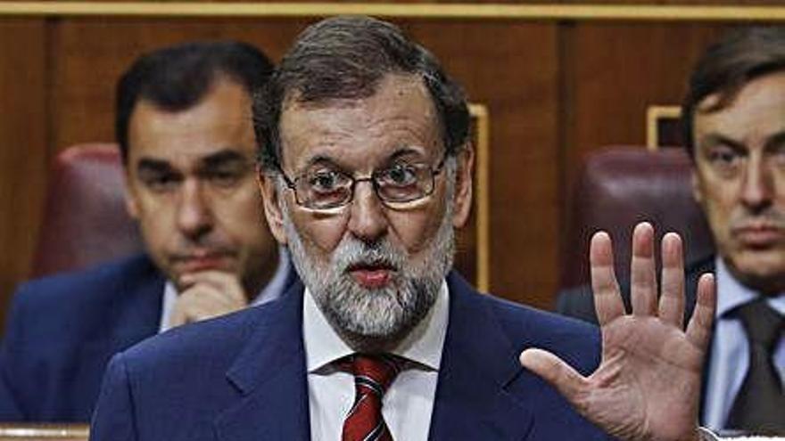Rajoy pidió ayuda para hacer un barrido en busca de micrófonos en su despacho