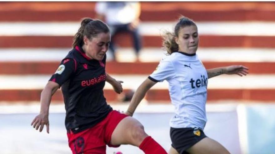 Núria Mendoza fitxa pel Llevant