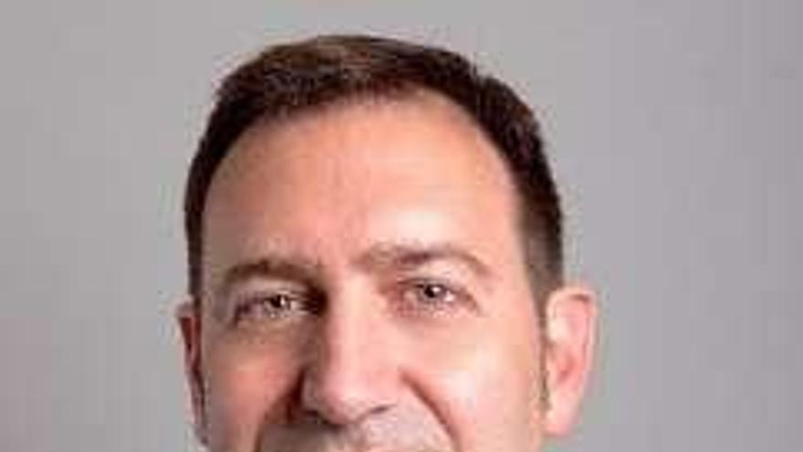 """Higinio Ayala: """"Operando en Gaza es difícil apartar la afectividad, pero hay que hacerlo"""""""