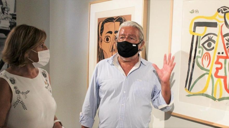Benicàssim y Villa Elisa se abren a la obra de Picasso