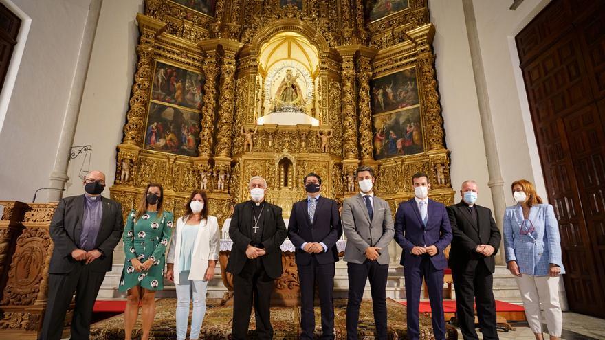 Finaliza la restauración del mayor retablo de Canarias en la Catedral de La Laguna