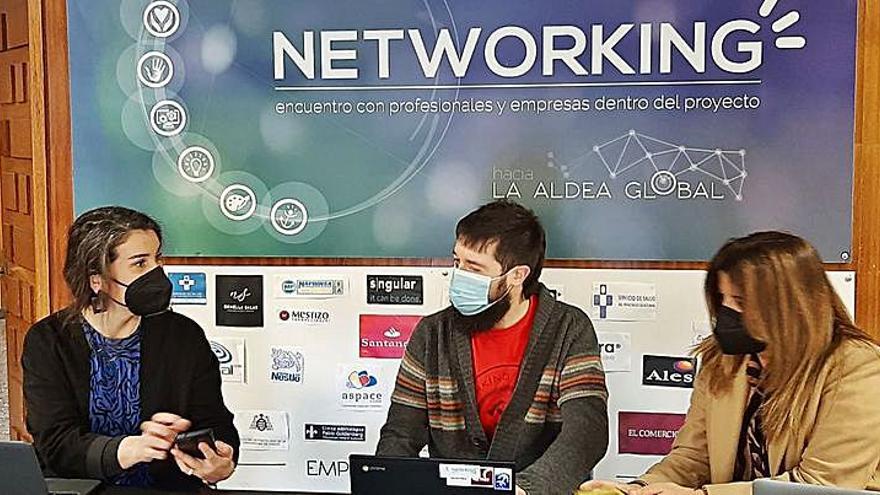"""Sesión de """"Networking"""" en el Montedeva"""