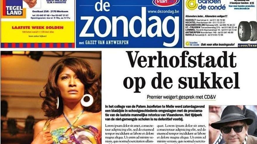 Medios belgas visitan la isla y destacan su potencial turístico