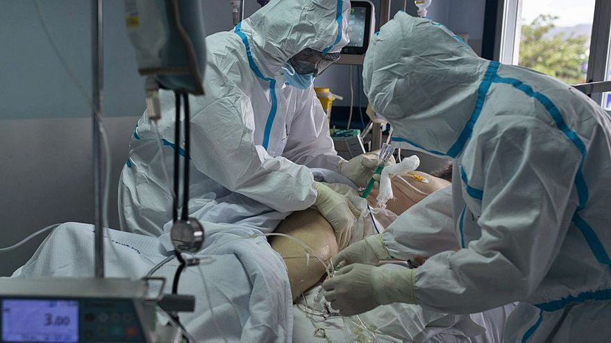 El 'pulmón artificial' que salva vidas
