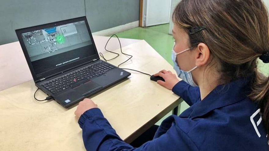 Aprender el puesto de trabajo a través de un videojuego