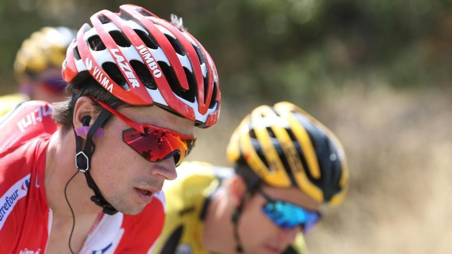 Higuita gana en Becerril y Valverde recupera el segundo puesto