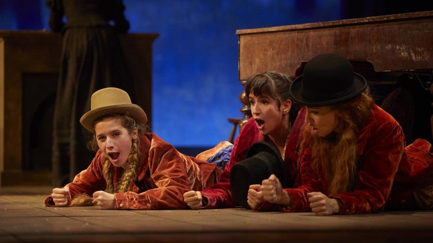 El Gran Teatro presenta 'En palabras de Jo… Mujercitas', una nueva visión del clásico