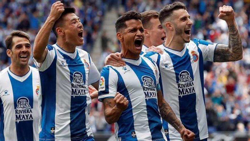 LaLiga Santander: Els gols de l'Espanyol - Reial Societat (2-0)