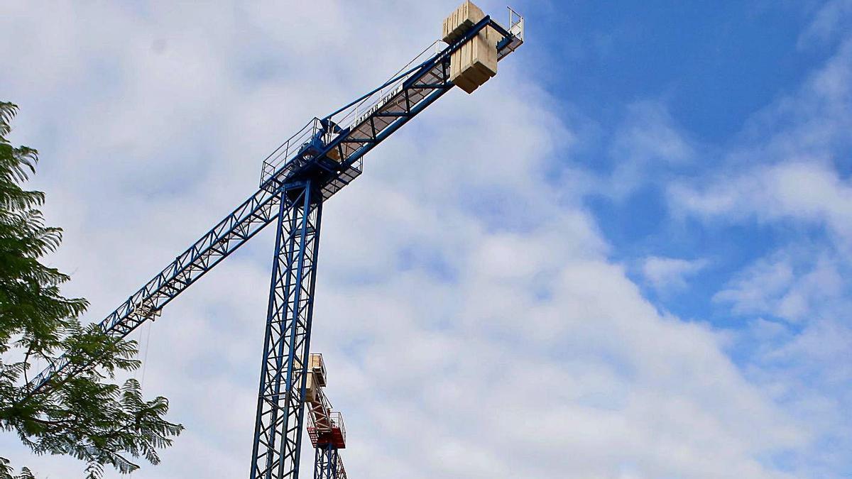 Mallorca registra un fuerte frenazo en los proyectos para nuevas viviendas.