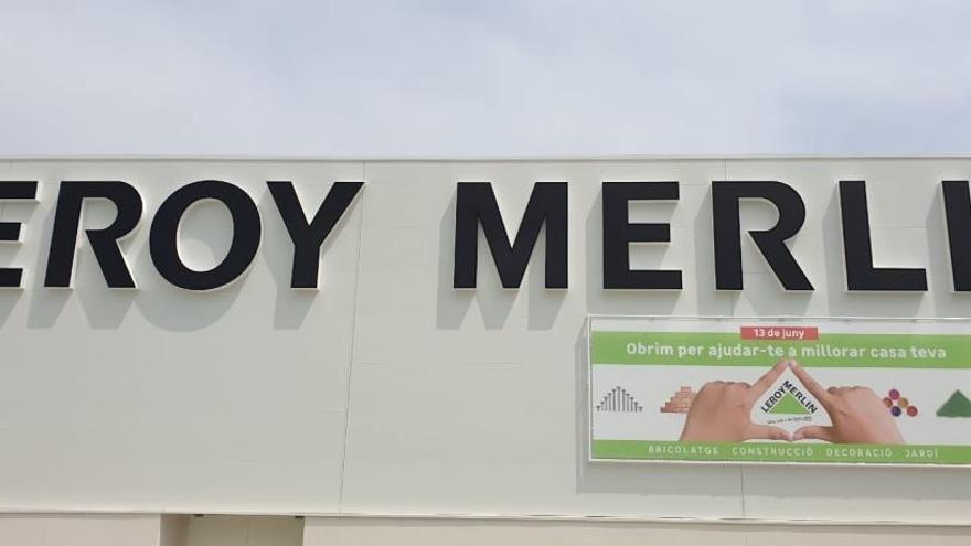 El nou Leroy Merlin de Girona ja té data d'obertura
