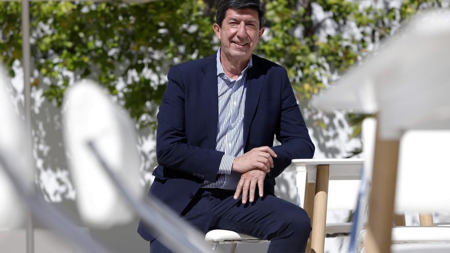 «El turismo es el motor económico que va a sacar  a Andalucía de esta crisis»