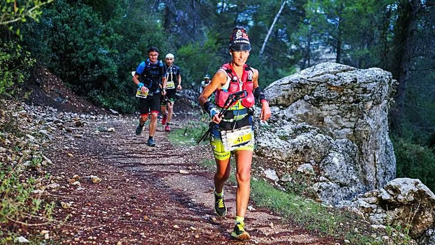Los lorquinos Ruiz y Soler, ganadores de la Yeti Trail