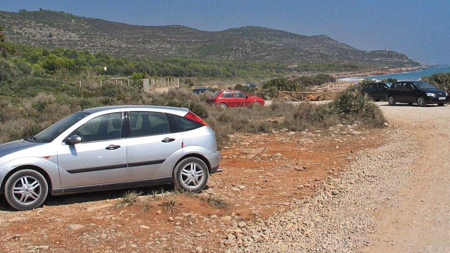 La Generalitat plantea un límite de 80 vehículos para acceder al parque de la Serra d'Irta