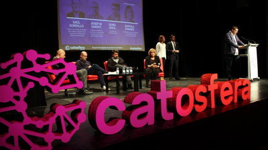 Girona es converteix en punt de trobada de la Internet catalana amb  la Catosfera