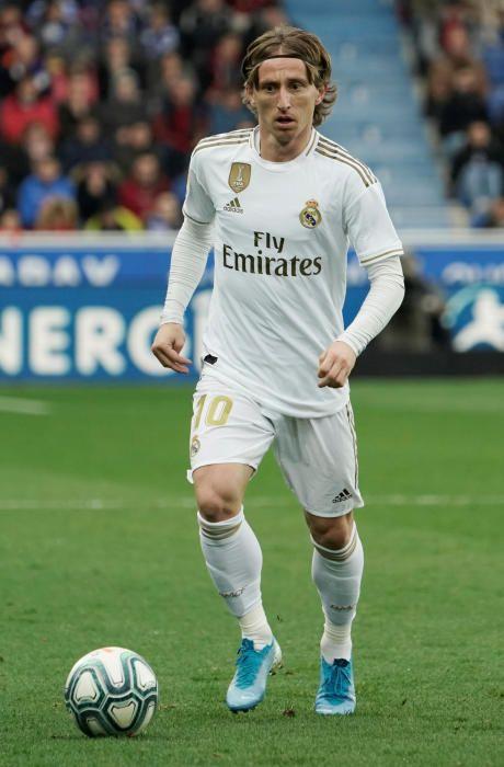 LaLiga: Alavés - Real Madrid