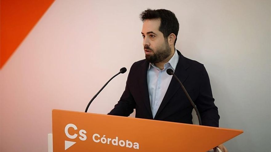 """Cs pide responsabilidades al PSOE de Córdoba por el """"caso de corrupción"""" de la Fundación Guadalquivir"""