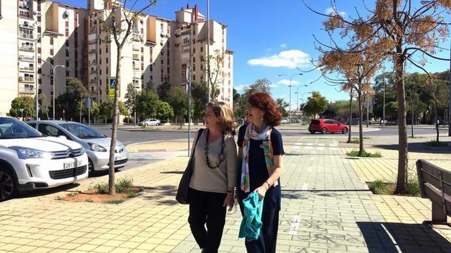 Ana Oramas cumple su palabra y visita las 3.000 viviendas