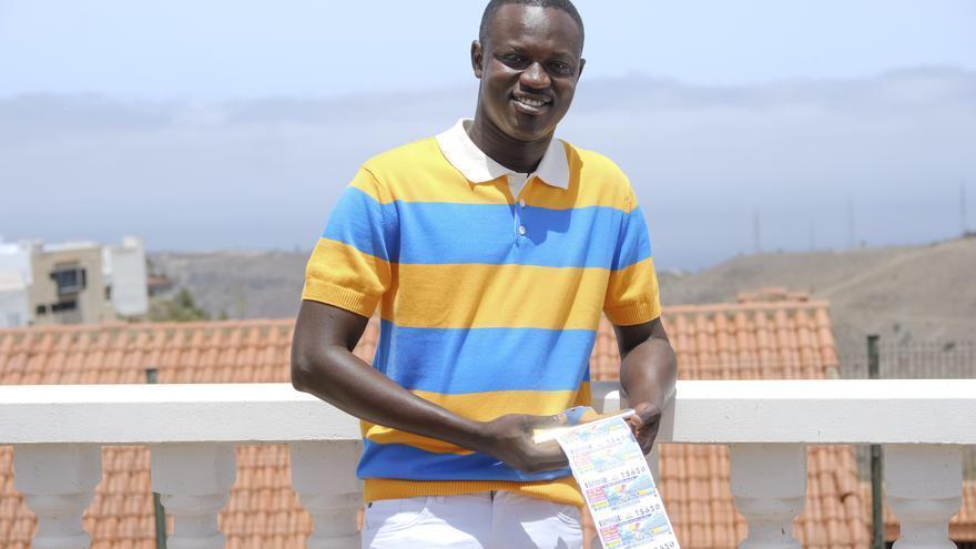 El senegalés de los 9 millones de sonrisas