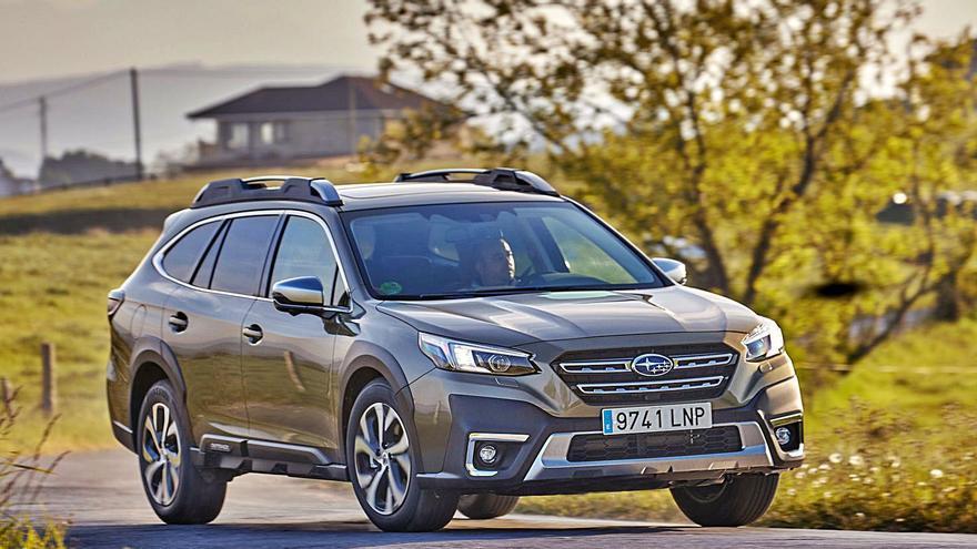 El Subaru Outback más seguro y tecnológico