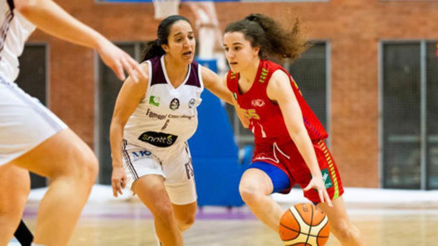 Andrea Alcántara jugará en la Liga Challenge con el RACA de baloncesto