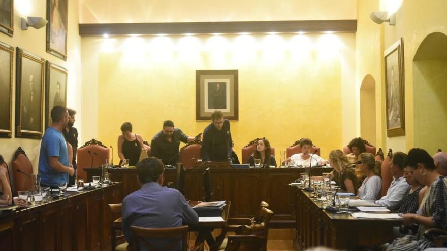 """El PP critica el """"abuso de poder"""" del alcalde de Manacor"""