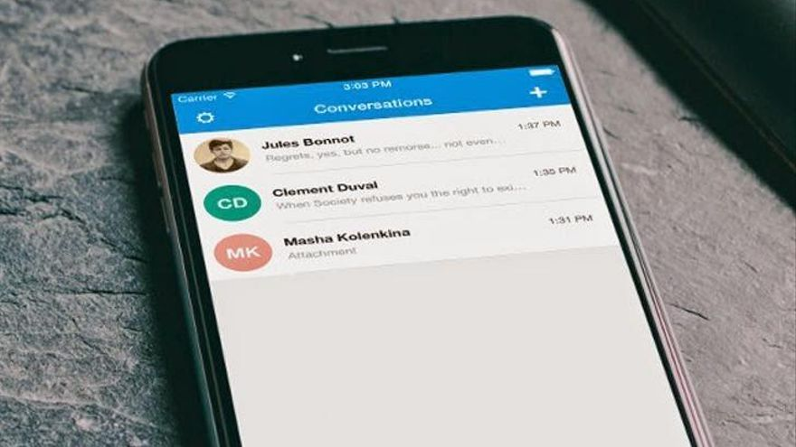 Així és Signal, l'app que fan servir Puigdemont i Comín
