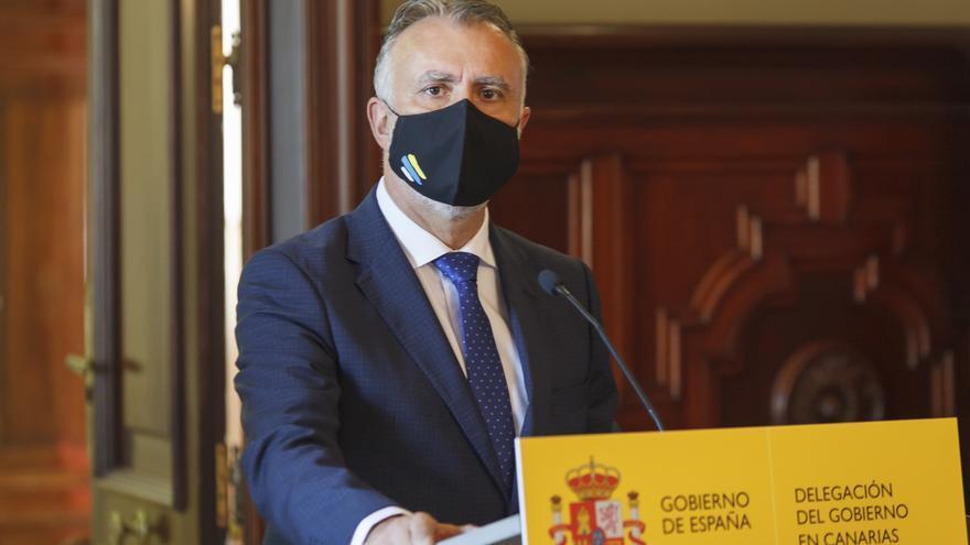 Vídeo: Torres confía en que a partir del día 23 se pueda venir a Canarias con un test PCR o antígeno