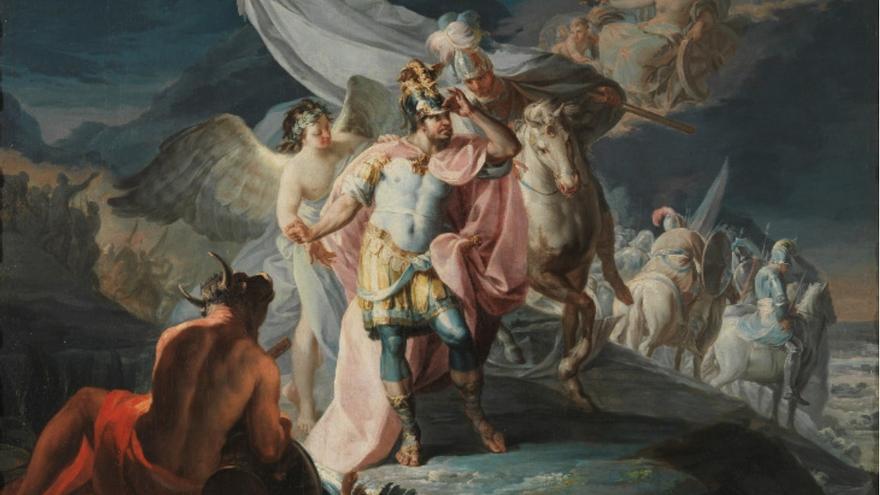 El Prado muestra sus 'Pasiones mitológicas' en formato virtual