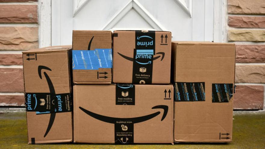 La Inspección de Trabajo considera falsos autónomos a 3.000 repartidores de Amazon
