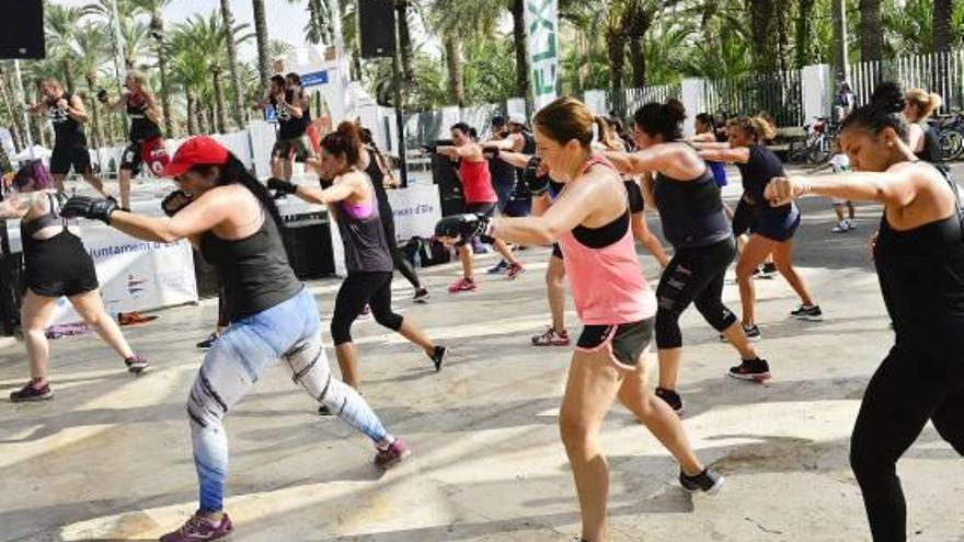 Deporte para una vida saludable