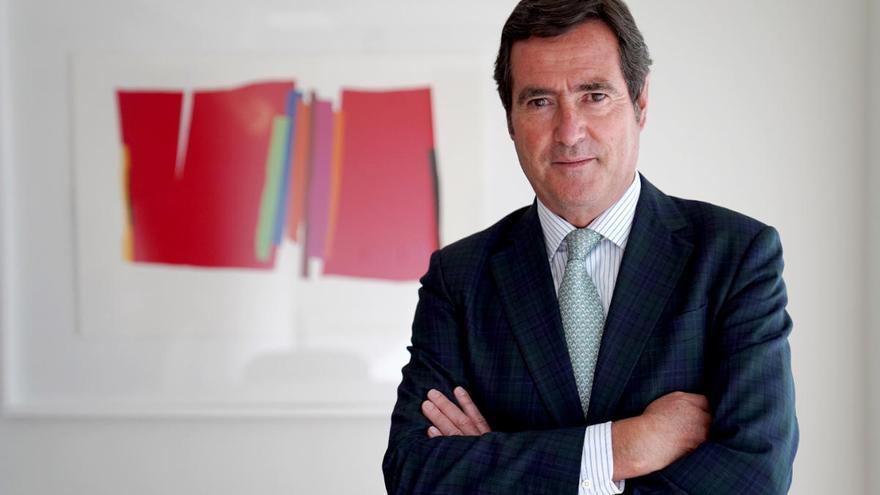 """Antonio Garamendi: """"Los ertes no pueden ser solo para unos sectores"""""""